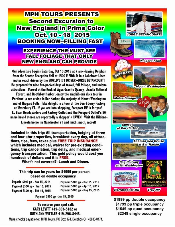 2015 trip flyer Oct 10 - 18 copy